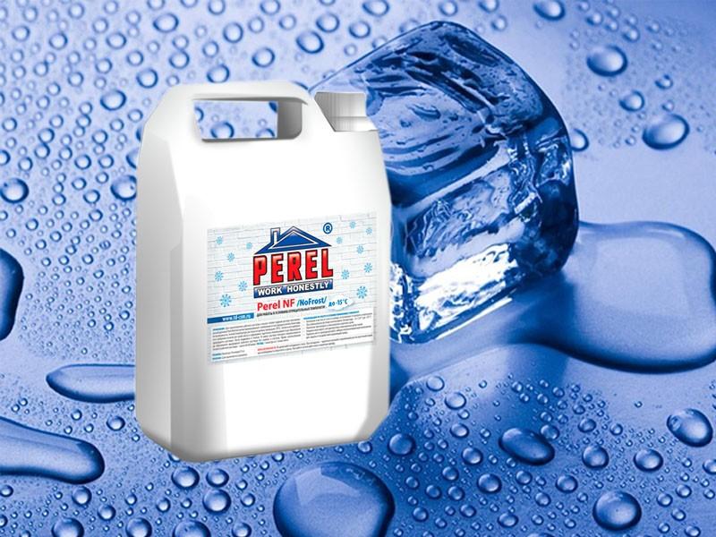 Антиморозная добавка Perel NF (NoFrost), 10 л