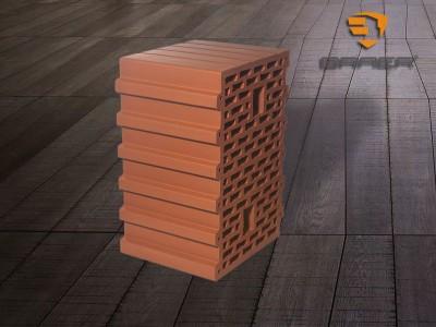 Керамический блок БРАЕР 10,7НФ (380х250х219)