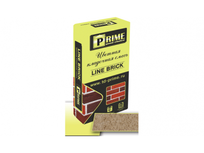 """Prime """"Line Brick Wasser"""" 4203 Бежевая  25 кг"""