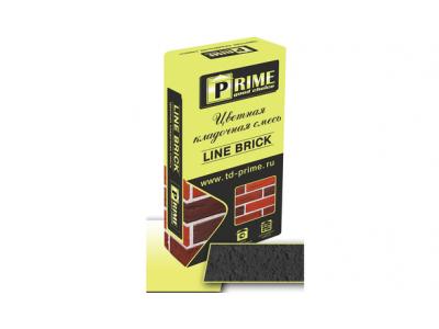 """Prime """"Line Brick Wasser"""" 4143 Графитовая  25 кг"""