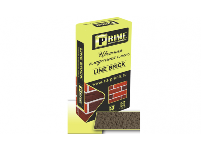 "Prime ""Line Brick Klinker"" 7403 Кремовая  25 кг"