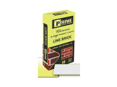 "Prime ""Line Brick Wasser"" 4013 Супер-белая  25 кг"