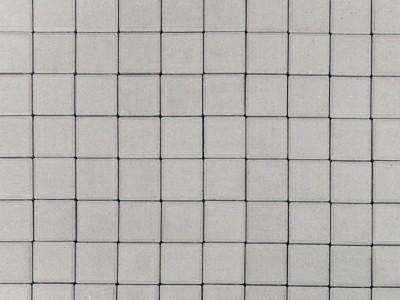 Тротуарная плитка Лувр, Белый